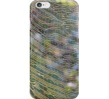 Golden Web iPhone Case/Skin