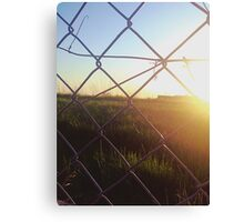 The good afternoons Canvas Print