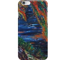Boston and Colors of Fall iPhone Case/Skin