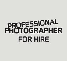 Professional Photographer for Hire by Stephen Mitchell