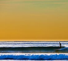 Early loggin' at Freshwater Beach by saltmotion