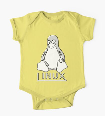 Linux One Piece - Short Sleeve