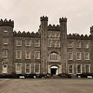 Gormanston Castle. County Meath. by Finbarr Reilly