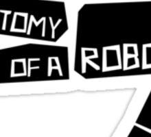 Anatomy of a Robot Sticker