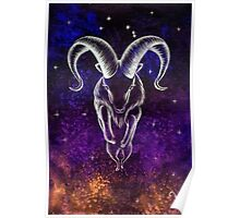 Horoscope: Aries Poster