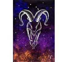 Horoscope: Aries Photographic Print