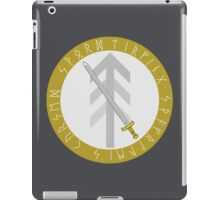 Tyrfing, Svafrlami's Cursed Sword iPad Case/Skin