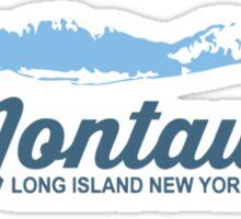 Montauk - Long Island. Sticker
