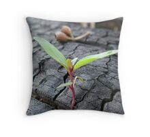 A New Forest is born Throw Pillow