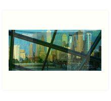 Philadelphia: City of Brotherly love  Art Print