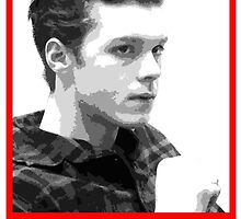 Ian Gallagher by CrudeKunst
