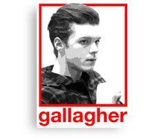 Ian Gallagher Canvas Print