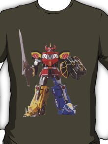 Mighty Morphin Power Rangers Megazord T-Shirt