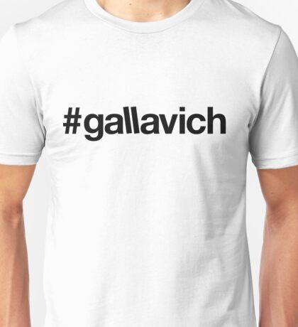 Gallavich BLK Unisex T-Shirt
