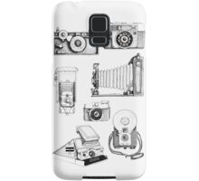 Vintage Camera Collection Samsung Galaxy Case/Skin