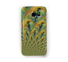 Blue Yogi -  Design  2 Samsung Galaxy Case/Skin