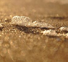 Bubbles on the Sand by Judy Will