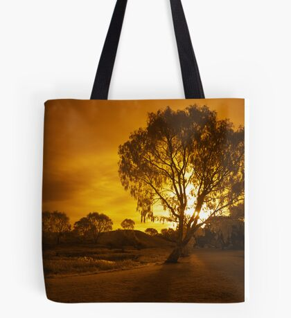 Yet another boring picture of yet another boring tree... Tote Bag