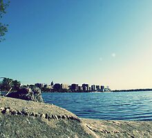 Lake Monona by jackshoegazer