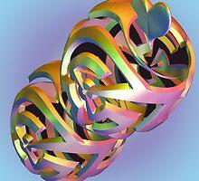 Magic love balls by CanDuCreations