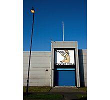 Snooker hall Photographic Print