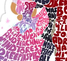Sleeping Beauty - Magic Sticker