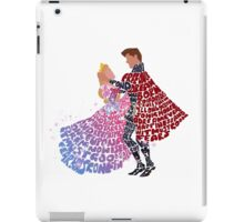 Sleeping Beauty - Magic iPad Case/Skin