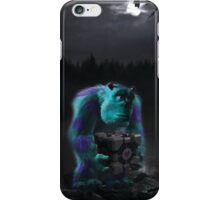 Sully and Companion Cube iPhone Case/Skin