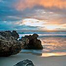 August 8 - North Bennion Beach by Veronica Fry