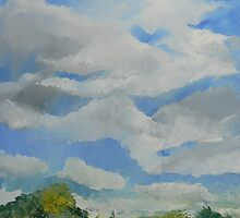 Clouds1 by Richard Sunderland