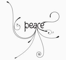 Peace by redbean