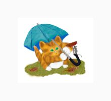 Umbrellas for Mouse and Kitty T-Shirt
