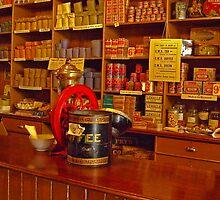 Tea & Coffee by Trevor Kersley