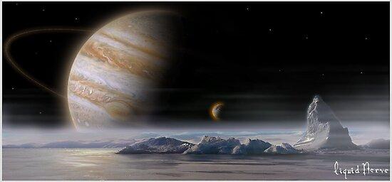 Europa by liquidnerve