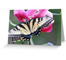 Lily Nectar Luncheon Greeting Card