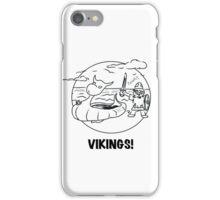 Vikings Rawr! iPhone Case/Skin
