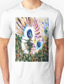 Eyeing the Forest Unisex T-Shirt