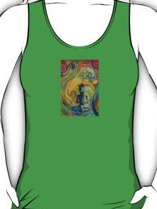 Blue Yogi - Design 1 T-Shirt