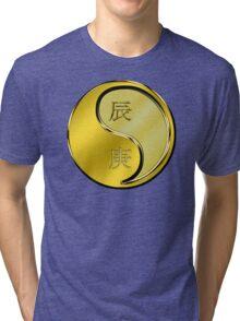 Dragon Yang Metal Tri-blend T-Shirt