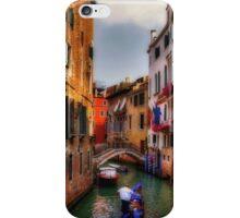 Ah, Venezia! iPhone Case/Skin