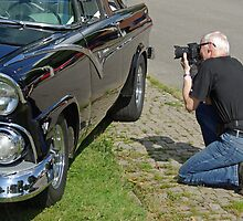 Car photographer # 2 by Paola Svensson