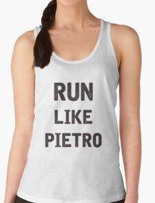 Run Like Pietro  T-Shirt