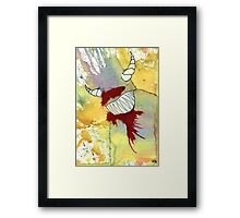 monster 1 Framed Print