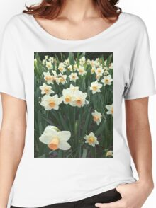 Daffodils, NYC Women's Relaxed Fit T-Shirt