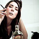 Black Devil & Gin by Reynandi Susanto