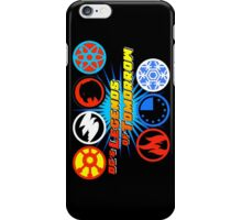 DC's Legends of Tomorrow Icons iPhone Case/Skin