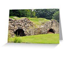Hobbit Twins (Aqueduct) Greeting Card