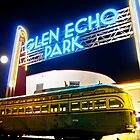 Glen Echo All Aglow by Paul Bohman