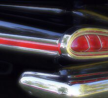 Detail of a Chevrolet Impala 1959 by Paola Svensson