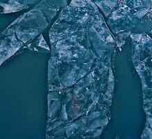 Obelisk of Ice by Paul Bohman